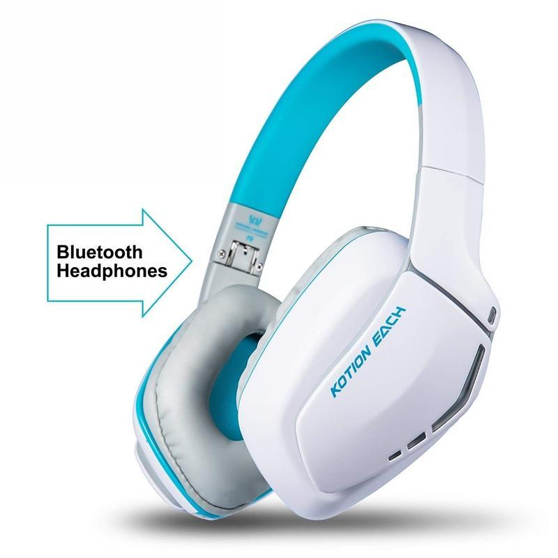 892147f8d2e Compre Nuevos Audífonos Bluetooth Plegables Orejeras Suaves Con Micrófono Y  Modo Con Cable Para PC / Teléfonos Celulares / TV Sobre El Oído Hi Fi  Auricular ...