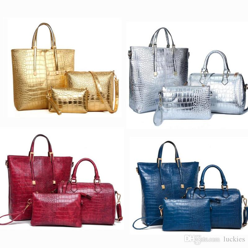 a7d7b7869c Women Stylish Bag ,Fashion Women Luxury Bags Lady PU Leather Handbags Brand Bags  Purse Shoulder Tote Bag Female Handbags Wallets Wholesale Bags Over The ...