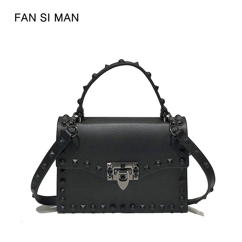 8b3e0108e4 Fansiman 2018 New Pu Leather Flap Women Messenger Bags Shoulder Bag Female  Crossbody Bags Lady Handbags Y1891204 Fashion Handbags Large Handbags From  ...