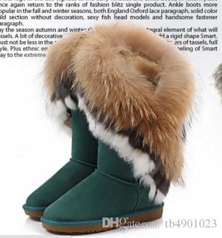 2017 new Winter waterproof children's warm winter boots girls boys kids Australian snow boots