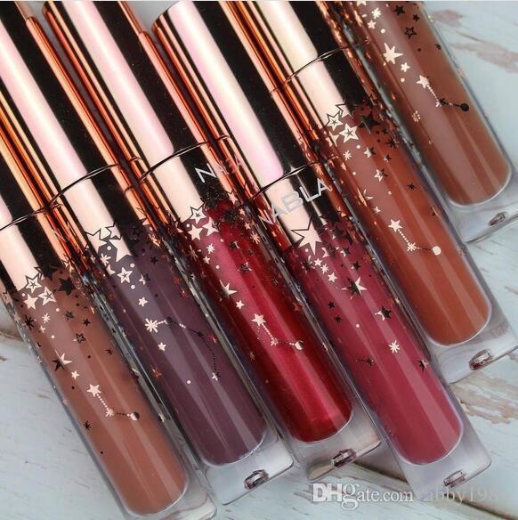 NABLA Holiday Collection Dreamy matte lipstick NABLA star liquid gloss Kit Lipsticks lip makeup comestics for girls