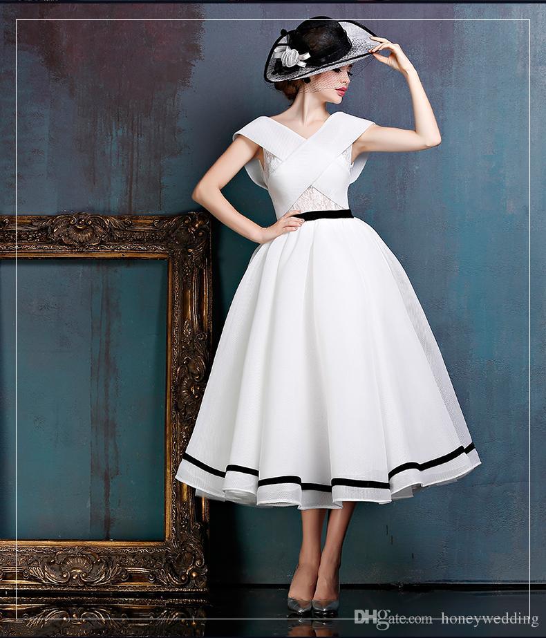 Best Wedding Dresses Tea Length