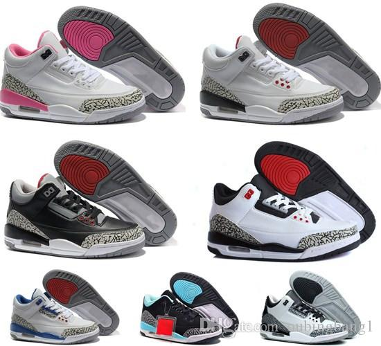 ae66f96e24d8 Group Buy New 3 Black Cement True Blue White Cement Sport Blue ...