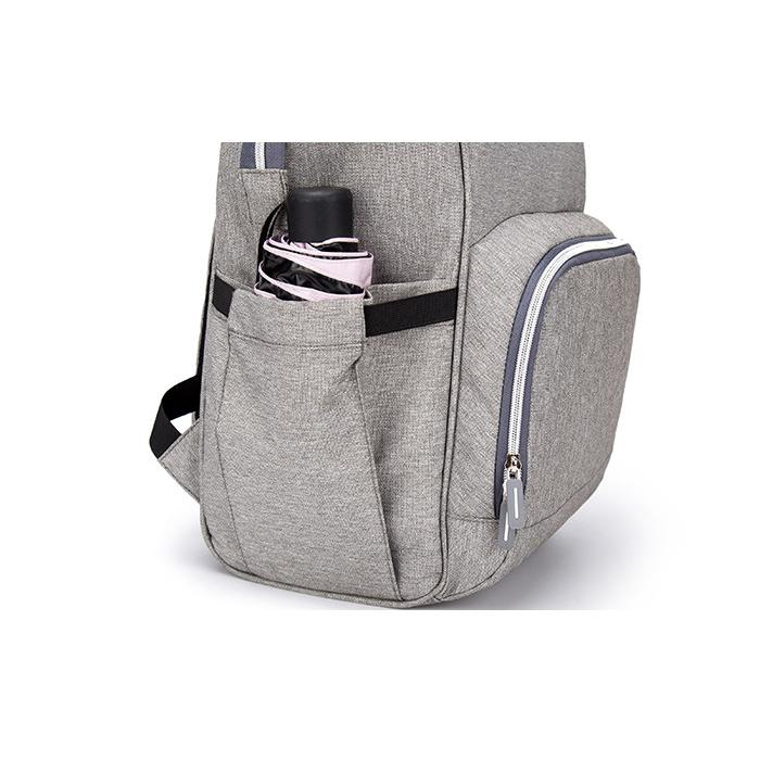 USB Charging anti theft Baby Bag with Nylon Lightweight Travel work Changing Nappy Diaper Mummy Maternity diaper backpack