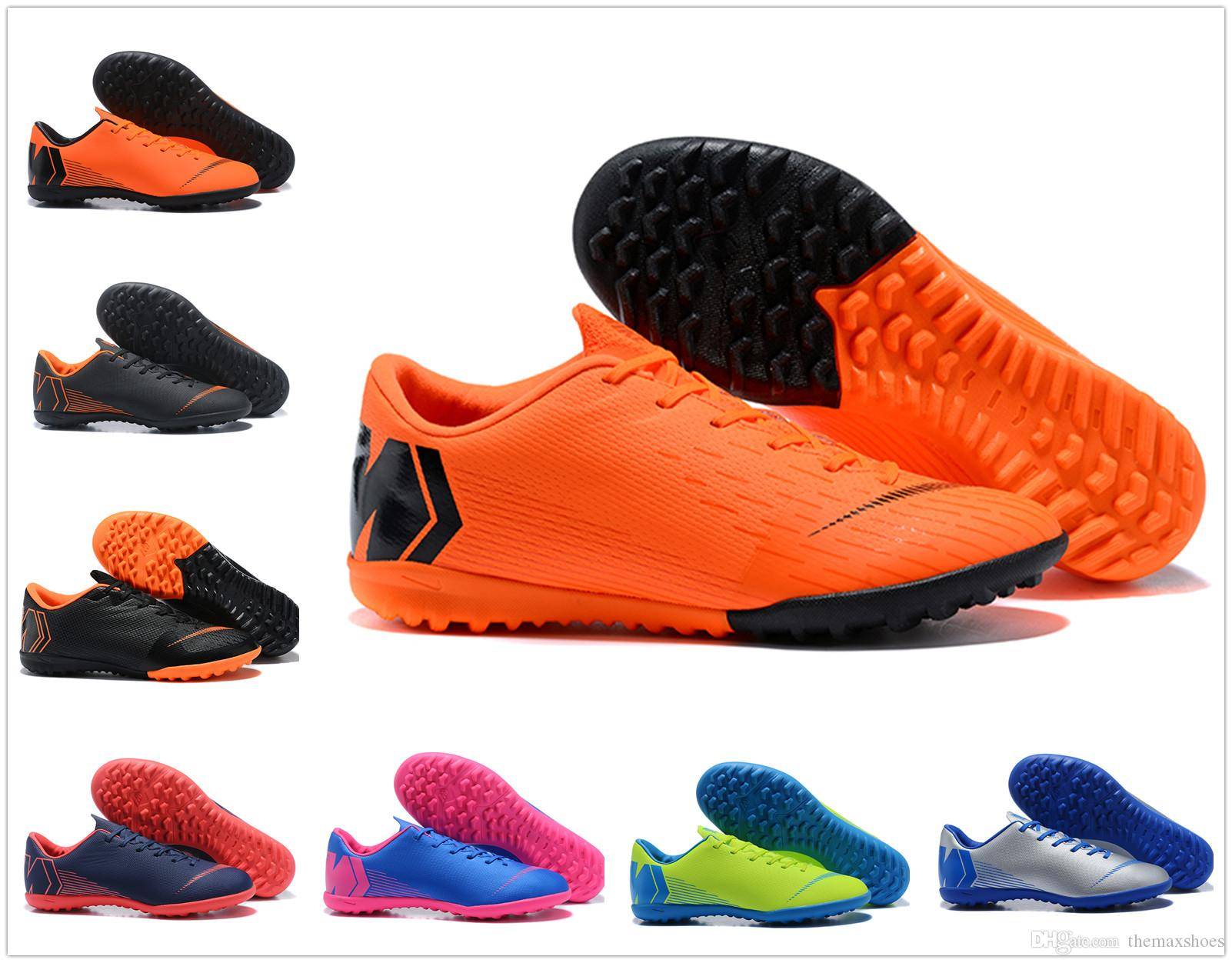 premium selection 479b7 4e4f2 New arrival Mercurial Superfly V Soccer vaporx Shoes MercurialX generation  12 TF IC Football Cleats 39-45 CR7 ACC Soccer Boots Proximo Sneak