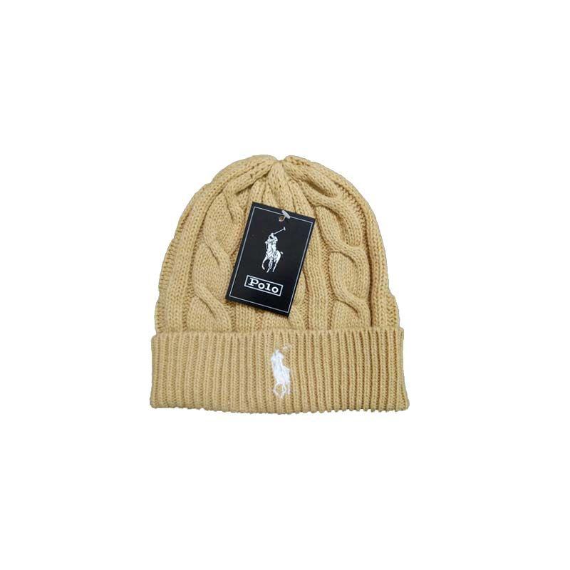 2bdd09cd7ef Classic Fashion Luxury Brand Beanies Cotton Knitted Autumn Winter ...