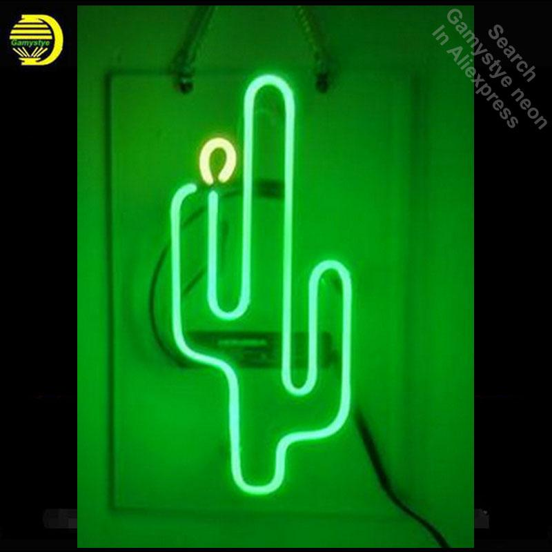 Acheter Enseigne Au Neon Cactus Bar Enseignes Au Neon Veritables