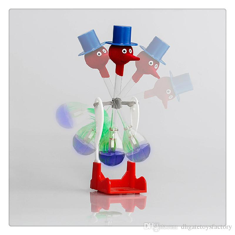 55f6547ded3 Compre Criativo Não Pare De Beber Copo De Vidro Copo De Água Sabor Engraçado  Pato Engraçado Brinquedo Mesa Perpétua De Alta Qualidade Cor Aleatória De  ...