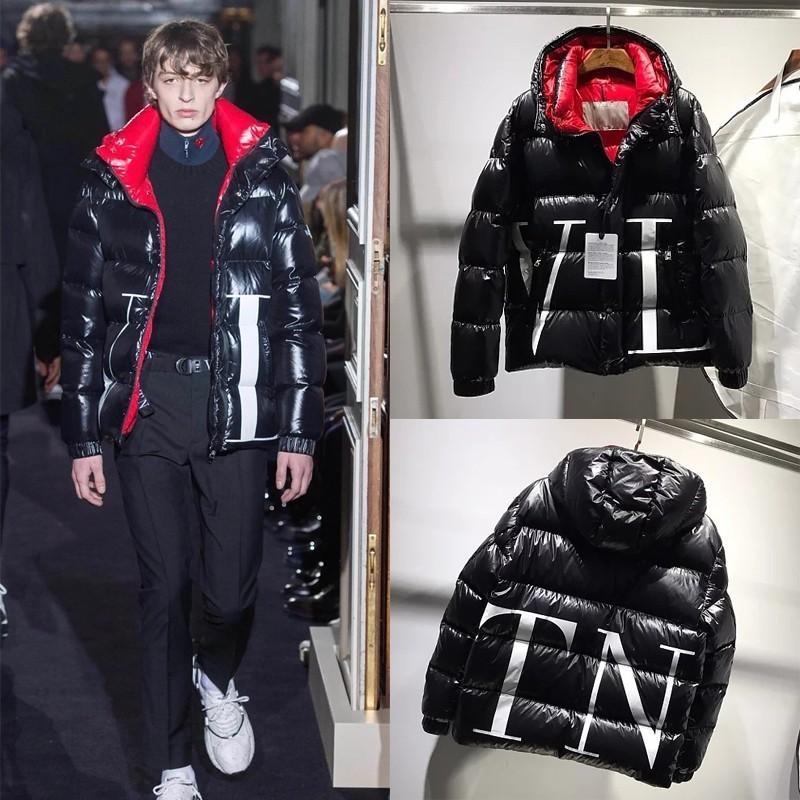 9b02869a4 Italian High Fashion Brand Outdoor Sports Down Jacket Retro Fashion Casual  Winter Down Jackets Men And Women Couple Coat HFBYYRF007