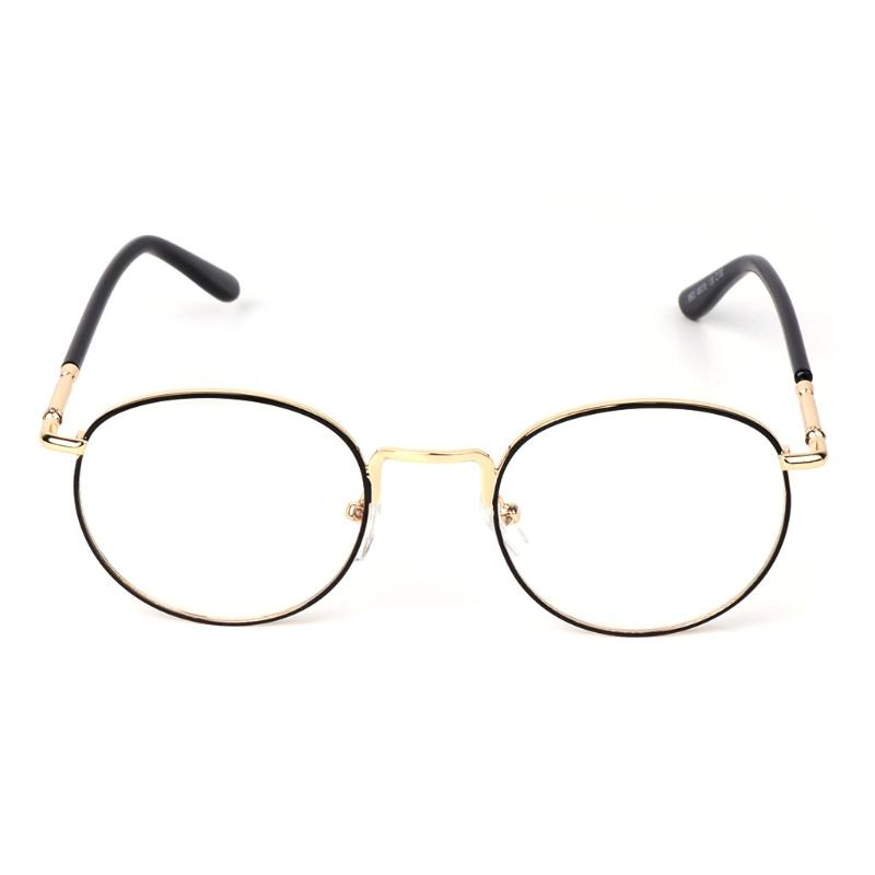 ecdf5caa909 2019 Spring Legs Metal Frames Vintage Decorative Spectacles New Optical  Glasses Round From Hermane