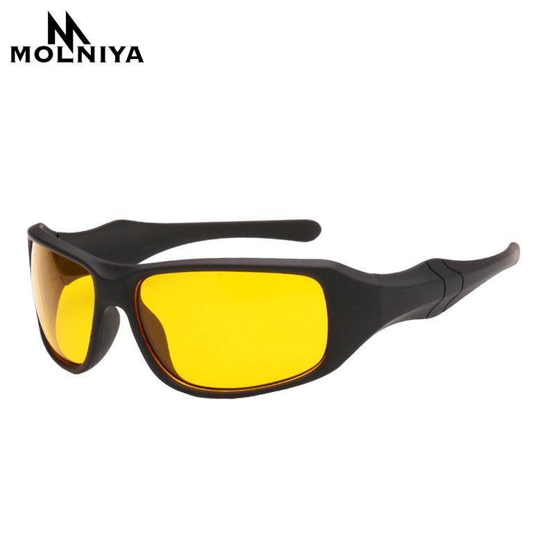 1f7f93bf6 Compre Marca Venda Quente Noite Óculos De Condução Anti Glare Óculos De  Segurança Condução Óculos De Sol Lente Amarela Óculos De Visão Noturna De  Value111, ...