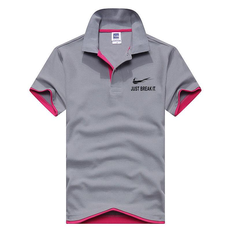 33e1bedc65 Compre 2018 Nova Camisa Polo Pólos Dos Homens Da Marca De Roupas De  Impressão De Moda Masculina Top Quality Algodão Casual Verão Polos  Adp701166 De ...