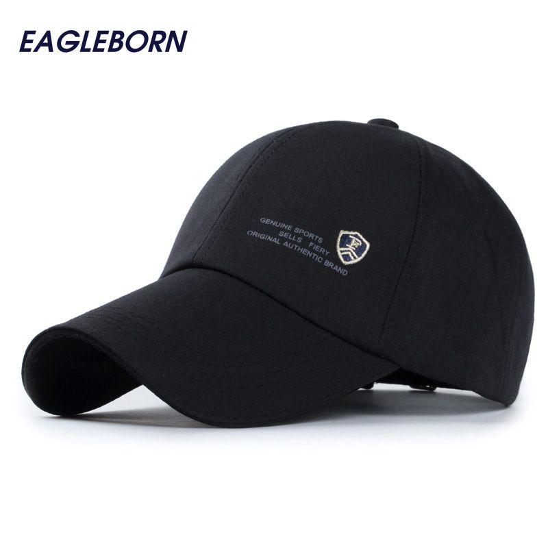 c3c00d021c949 Eagleborn Brand Casual Baseball Cap Men Women Embroidery F Unisex ...