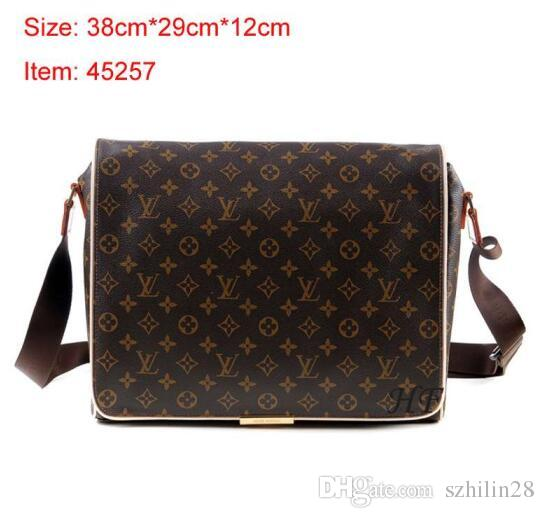 d83f181a746b High Quality New Famous Design Classical Style Men Abbesses Messenger Bag  M45257 Shoulder Outdoor Bag Totes Online with  40.0 Piece on Szhilin28 s  Store ...