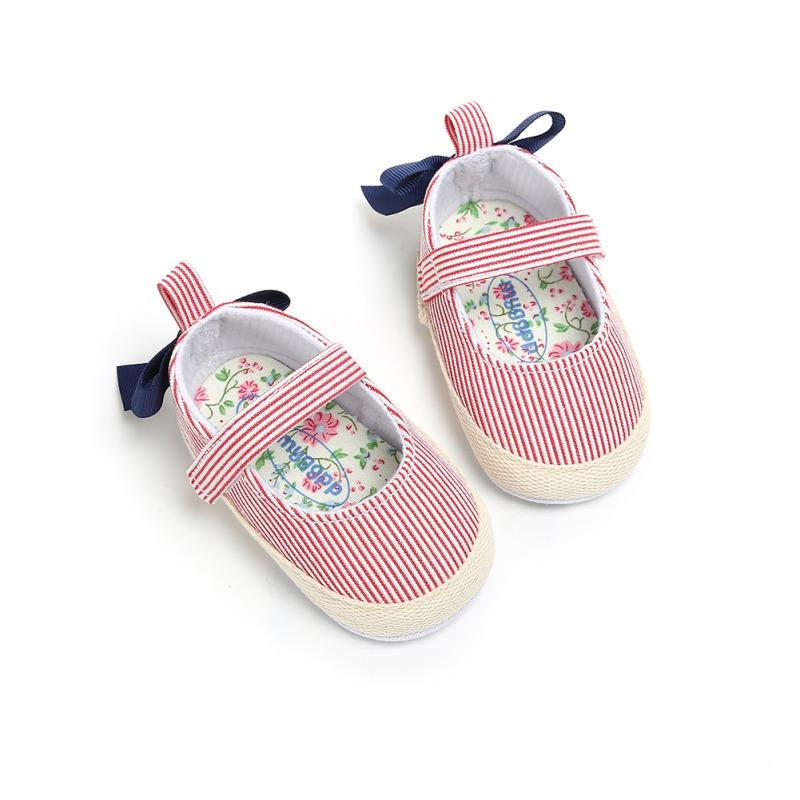 2018 Baby Girl Shoes Children The First Walker Shoes Baby Bow