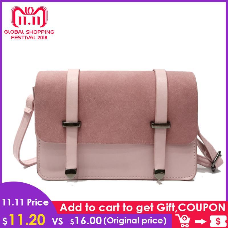 12a67dc37bc7 2019 Fashion DALFR Women Pu Leather Crossbody Bag Luxury Brand Shoulder  Bags Ladies Small Handbag Women Messenger Bags For Women Cheap Designer  Handbags ...