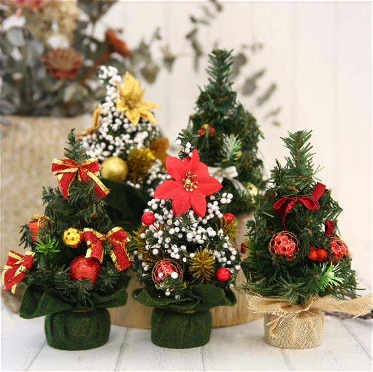 New Style Christmas Decoration Supplies Christmas Trees A Small Pine