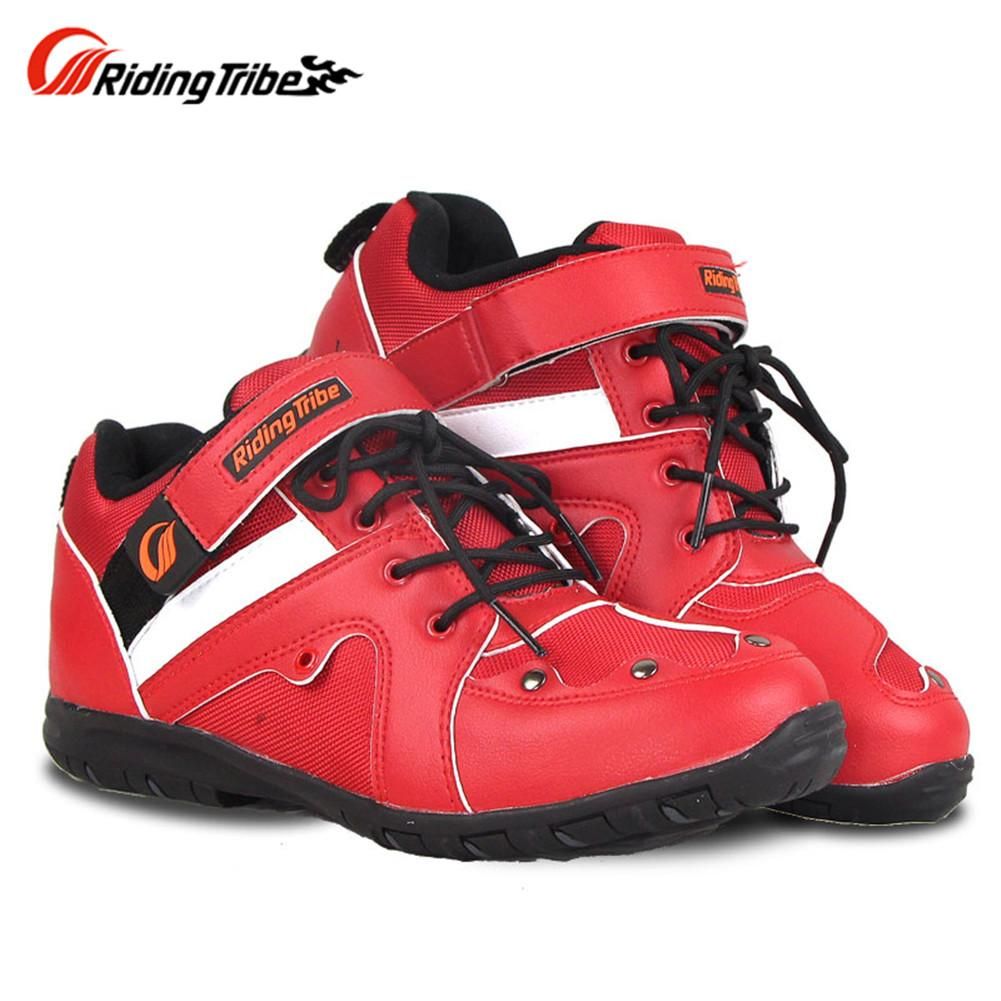 c3d9c421c387a7 Riding Tribe Motorcycle Boots Ankle Motorcycle Shoes Moto Riding ...
