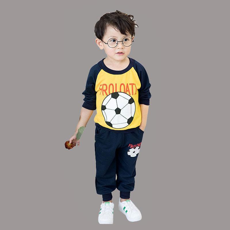 6a22753247e Acheter Survêtement De Basket Ball Manches Longues Hiver Bébé Fille  Vêtements De Garçon Pour Garçon Ensemble Enfants Garçons Vêtements  D automne Des Tenues ...
