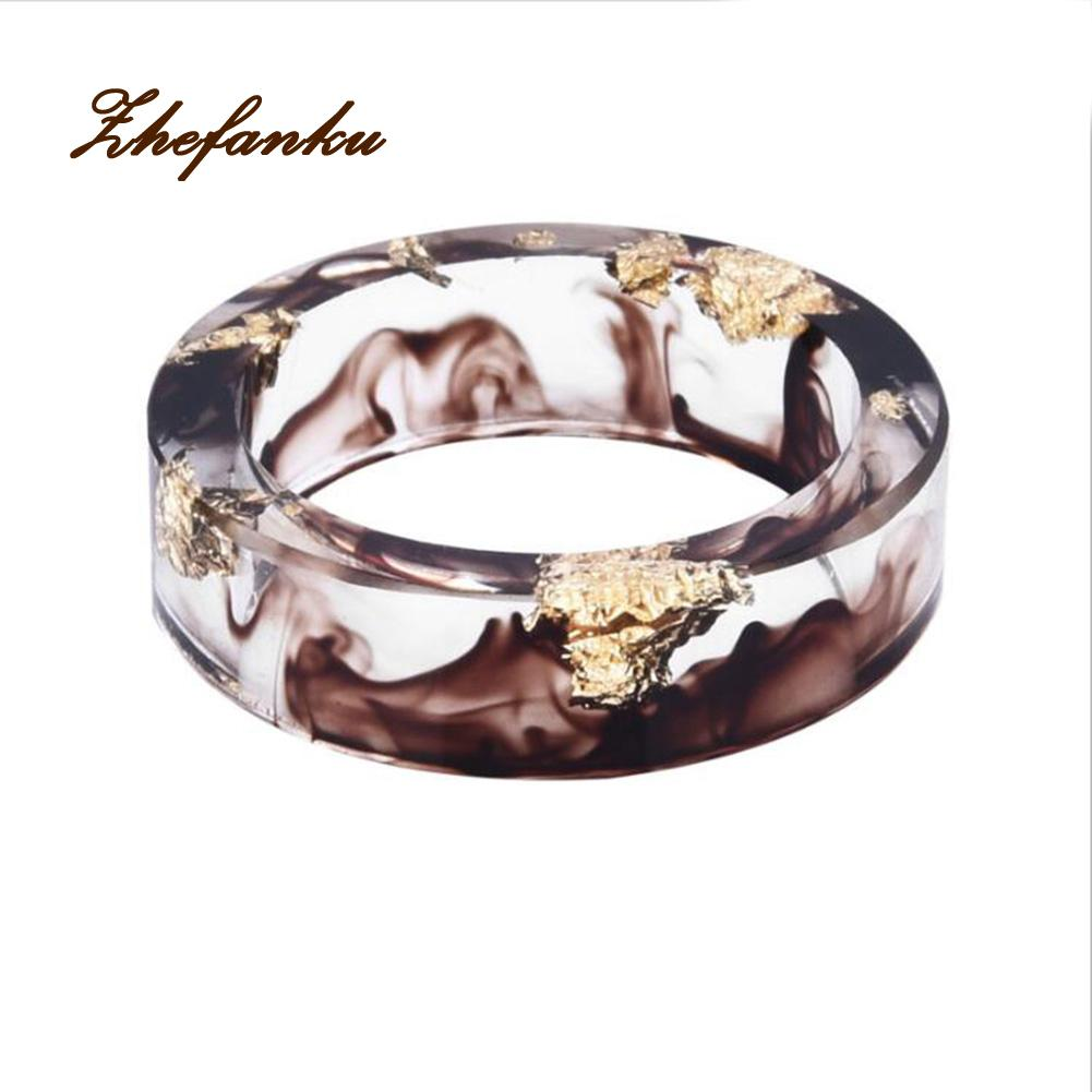 2019 Whole Sale2017 New Design Transparent Dried Flowers Resin Rings