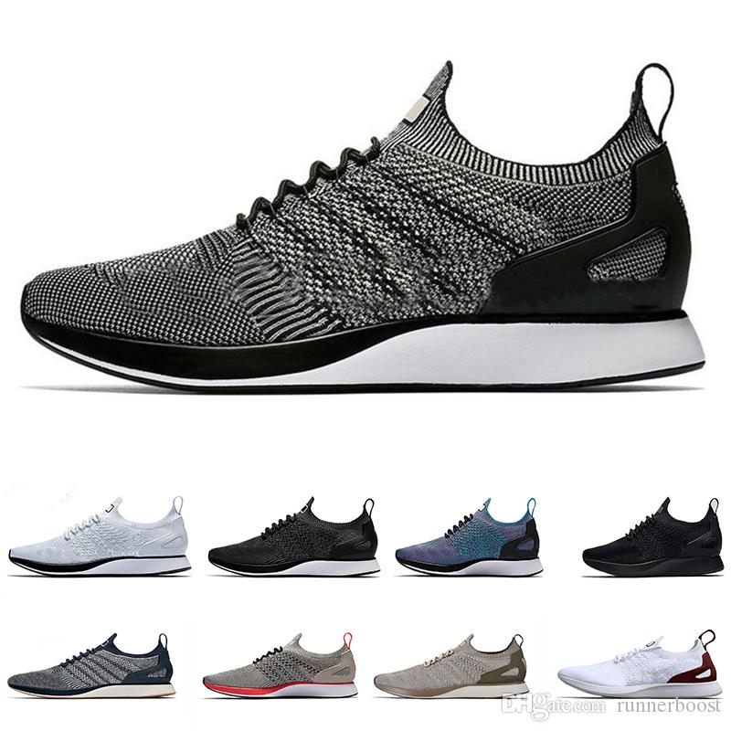 4e447119f274 Air Zoom Mariah Fly Racer 2 Running Shoes Women Men Athletic Casual Shoes  Black Zoom Racer Sneaker Training Lightweight Shoe Racer Racer Shoes  Running Shoes ...