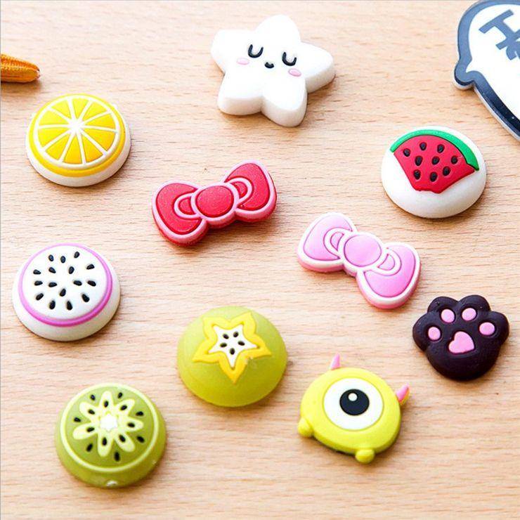 new cute kiwifruit creative fridge magnet refrigerator fruit