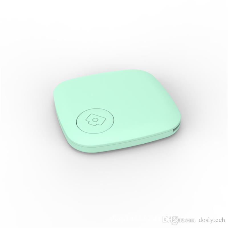 Bluetooth Tracking Device Item Tracker Phone Finder for pet key phone wallet with iOS/Android Compatible