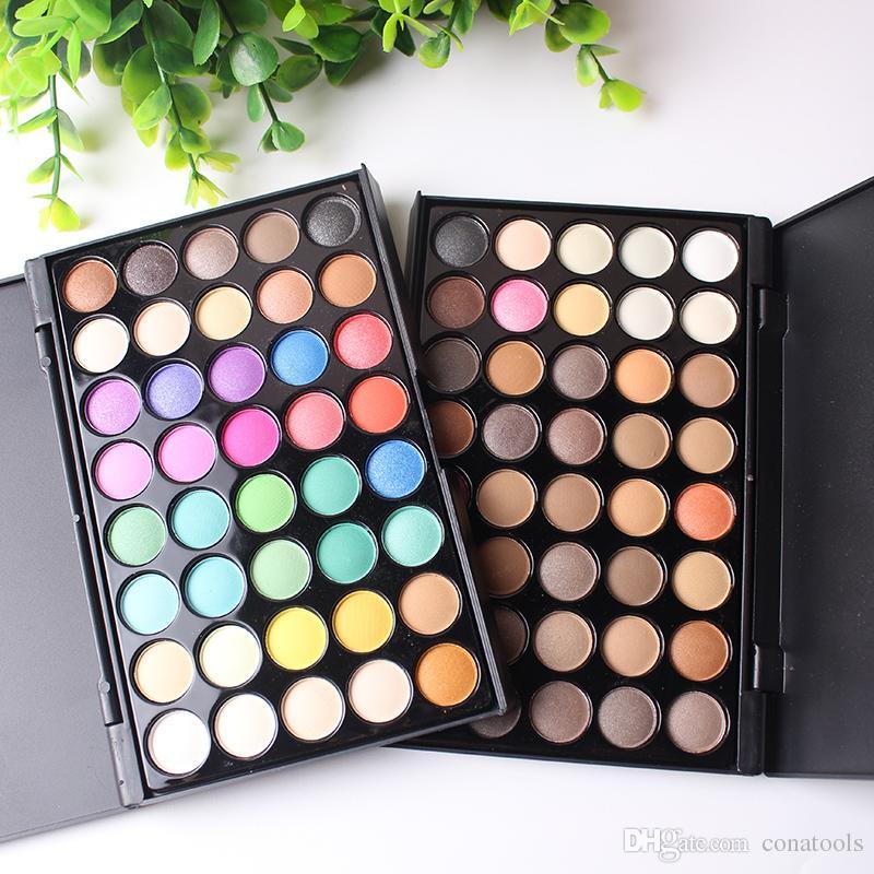 Aliexpress.com : Buy 40 Colors Smoky Matte Eyeshadow Mixed
