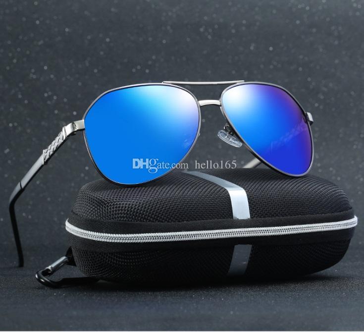 b7d871a4e Compre Novos Óculos Polarizados Masculinos, Óculos De Sol Grandes, Sapos,  Óculos De Condução, Óculos De Pesca, Óculos De Sol XY110.