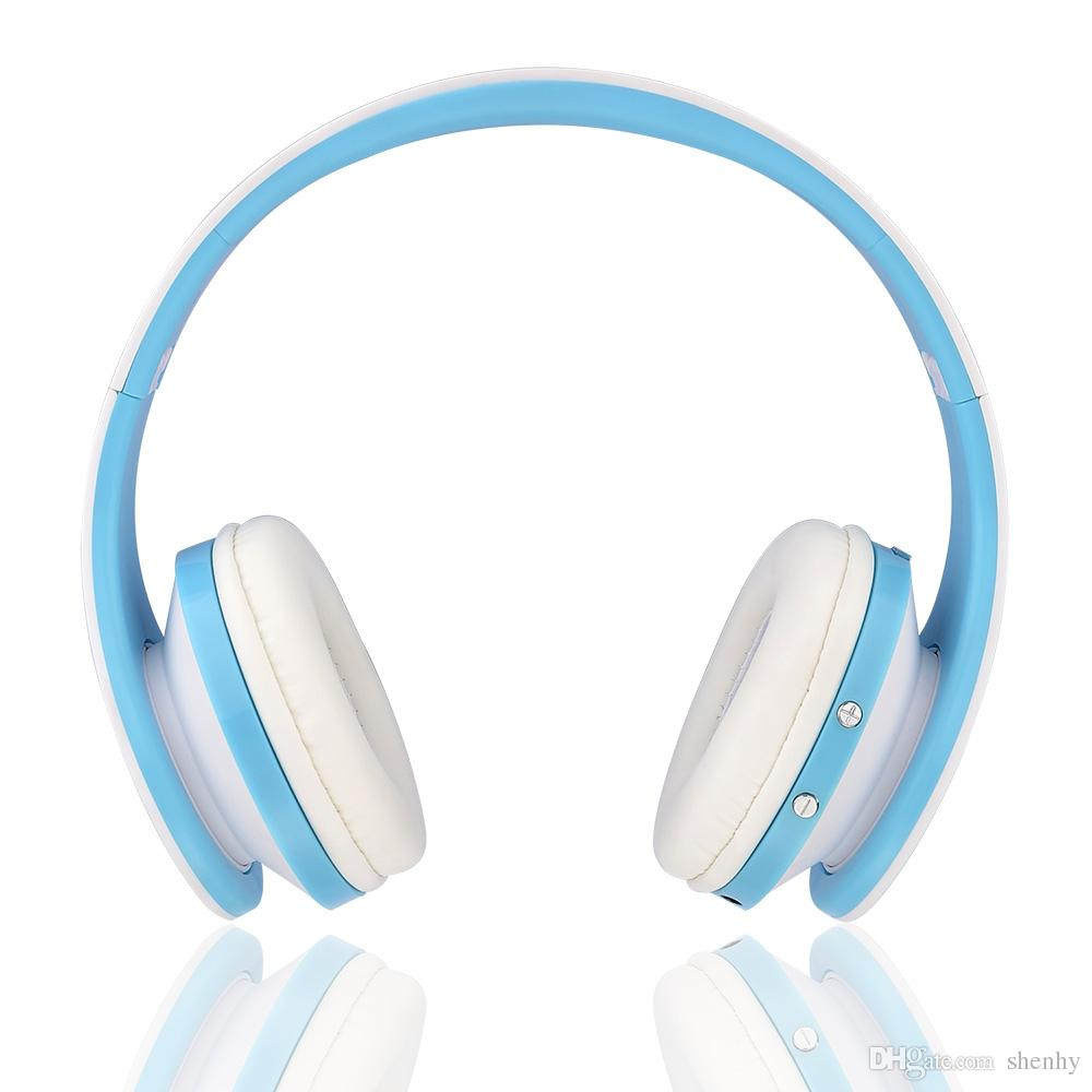 NEW NX-8252 Stereo Casque Audio Mp3 Wireless Bluetooth 3.0 Headset Wireless Headphones Earphone Head set Phone for iPhone For Samsung