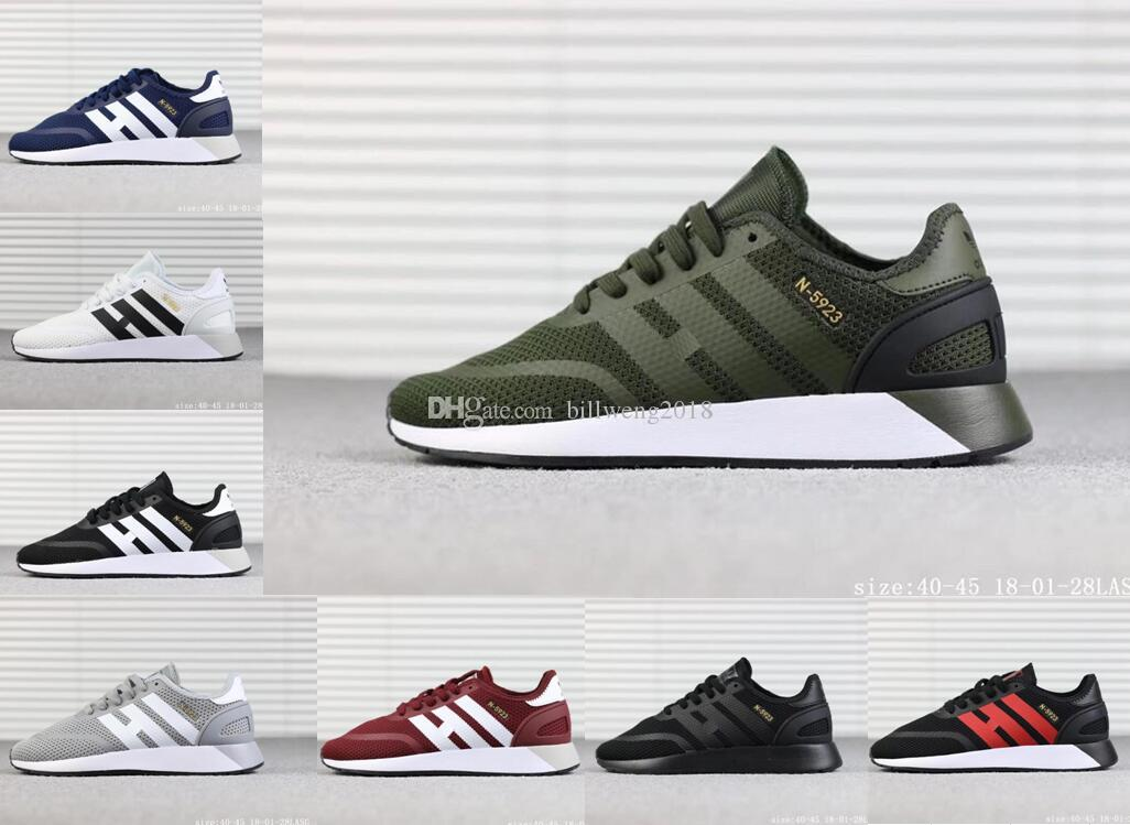 2018 Original Iniki Runner N 5923 18SS Retro Mens Running Shoes OG London  Sneakers High Quality Sports Shoes Black Hot Sale Online T Iniki Online  with ...