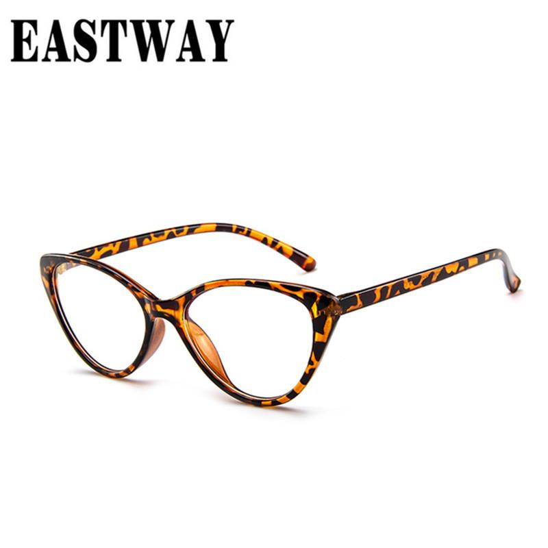 3e641d2fdf 2019 Fashion Luxury Vintage Cat Eye Glasses Frame Eyeglasses Women Reading Glasses  Optical For Unisex Eyewear UV400 From Marquesechriss