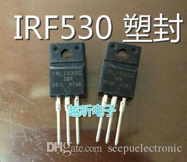 Orijinal IRF530NPBF IRF530N TO-220 N 100 V / 17A Alan Etkili Transistör