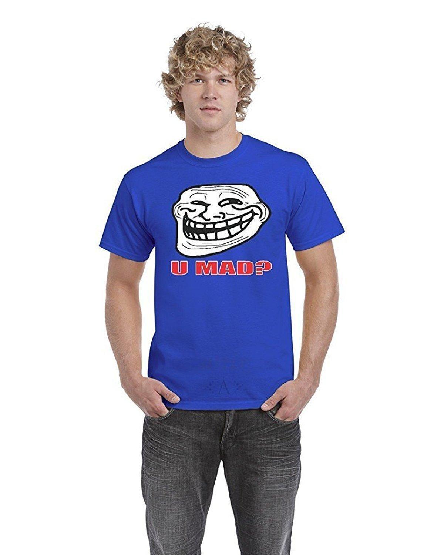 Graphic Music Tees A Troll Face Meme U Mad Men T Shirtstretch
