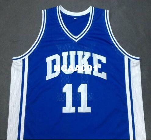 74e112b89f5 2019 Men DUKE Blue Devils #11 BOBBY HURLEY College Jersey Size S 4XL Or Custom  Any Name Or Number Jersey From Ncaa001, $16.45 | DHgate.Com
