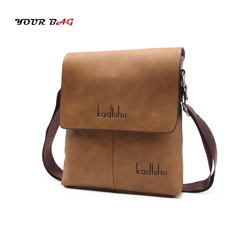 c73db2d2c8 UABG 2018 Brand Suede Leather Men Bags Casual Business Messenger Bag  Vintage Men S Crossbody Bag Buckle Flap Male Travel Handbag Leather Satchel  Ladies Bags ...
