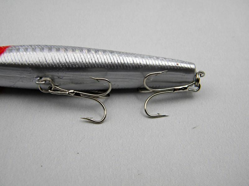 Fly Fishing Tackle Peche Trulinoya Brand Shad Bass Crankbait 12.5mm 14g Minnow Plastic Lure Baits Vmc Hook
