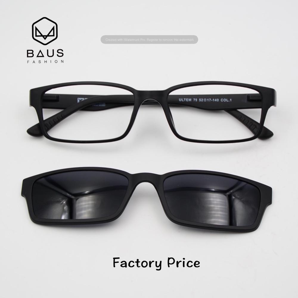 Compre Gafas De Sol Ultem Pk 79 Clip Magnético En Gafas De Sol ...