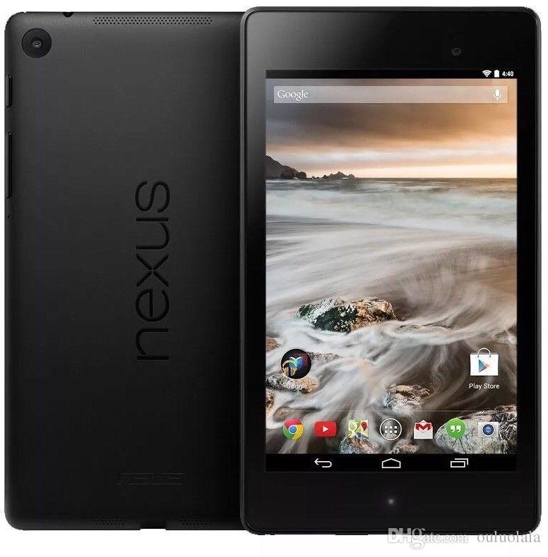 New Google Nexus 7 (2nd Generation) 2GB 16GB, Wi-Fi, Black excellent condition 100% primordial machine Tablet PC
