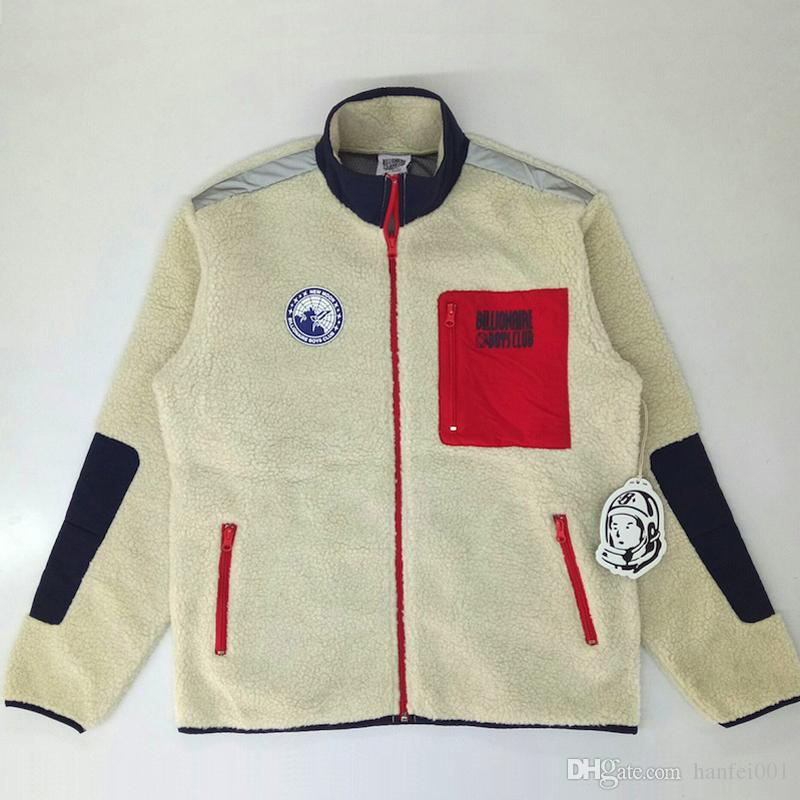 db0bdc2a5 Billionaire Boys Club BBC Fleece Jacket 3M Reflective Men Women Coats  Fashion Outerwear Top Quality HFLSJK226