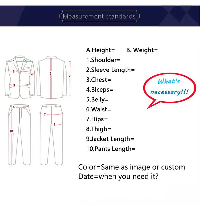 2018 Men Suits White Notched Lapel Business Evening Dress Party Wedding Suits Custom Made Slim Fit Formal Groom Tuxedo Best Man Prom