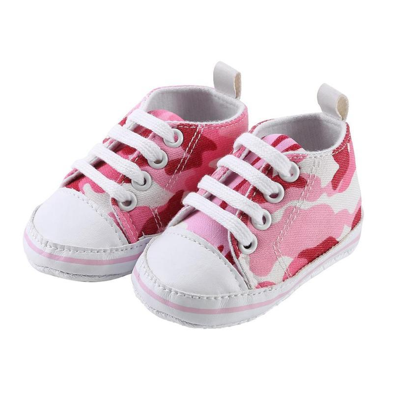 acb820a191a6f 2018 Diamondo 0 18M Infant Baby Camo Shoes Boy Girls Anti Slip ...