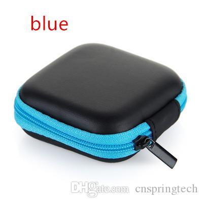 Carregador de cabo de dados de telefone celular Fingertip giroscópio caixa saco de armazenamento de fone de ouvido eva saco de fone de ouvido frete grátis nova chegada