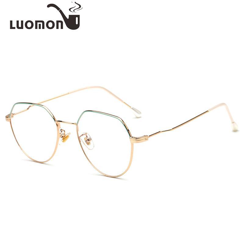 3973370dfe LUOMON Fashion Reading Eyeglasses Optical Glasses Frames Glasses ...