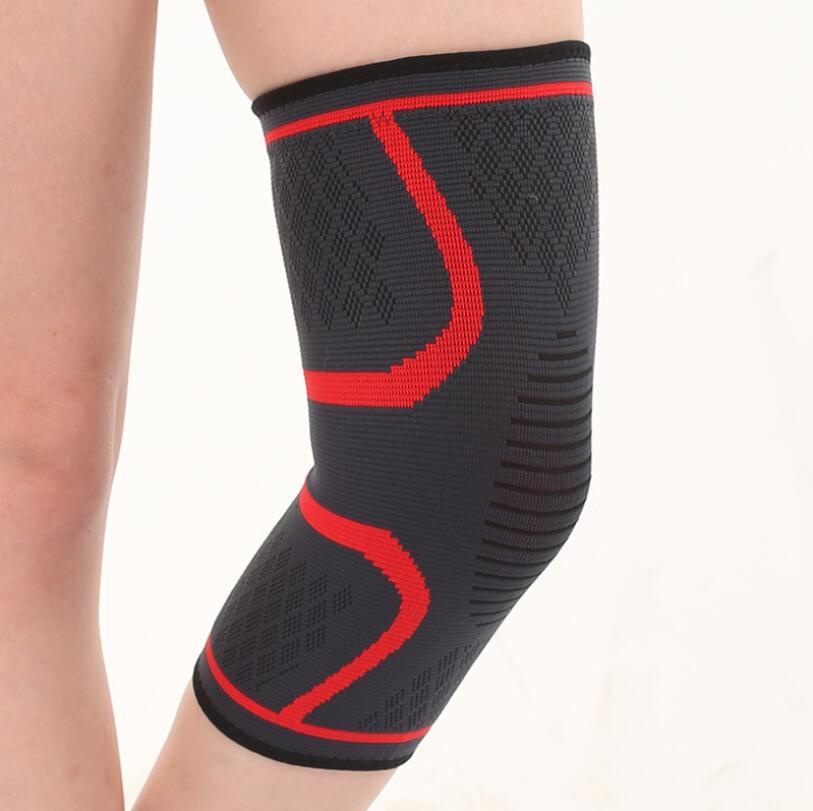 7223af3282 2019 Knee Support Protect Fitness Running Cycling Braces Kneepad Elastic  Nylon Sport Gym Knee Pad Warm Sleeve From Walon123, $5.24   DHgate.Com