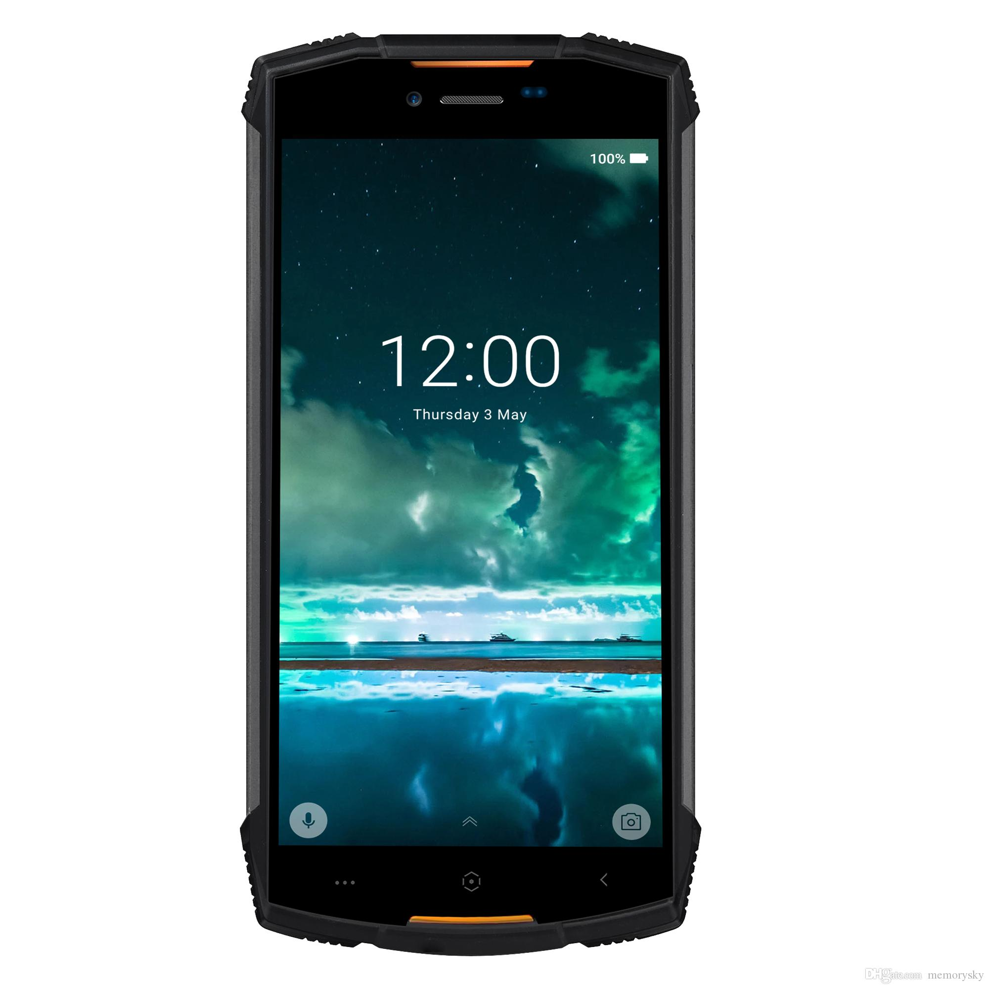 Doogee S55 Octacore 4GB RAM 64GB ROM Android 8 0 Waterproof Wireless Charge Quick Charge Dual Sim 5 5 Cell Phone Doogee S55 Octacore Wireless Charge line