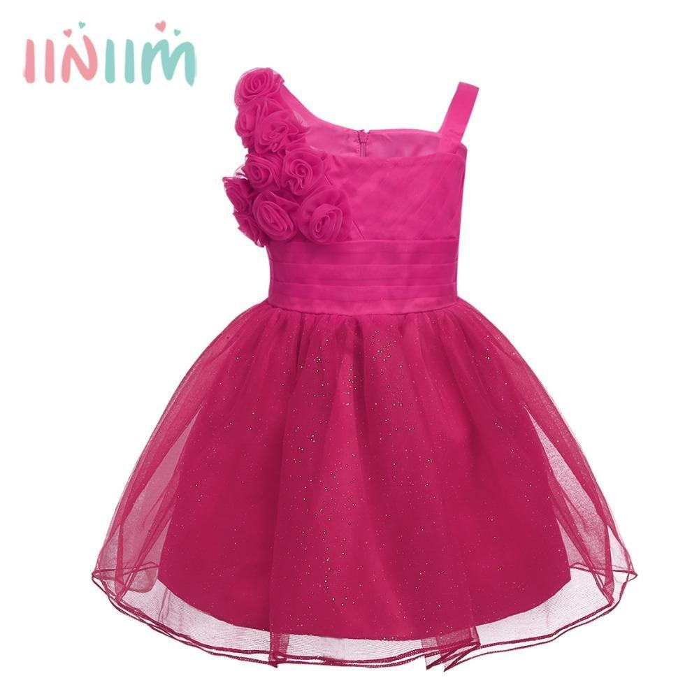 6d66edf3c4979 7 Color Infantil 1 Years Baby Clothes Baptism Birthday Bebe Girls Dresses  Infant Tutu Toddler Newborn Sleeveless Summer Dresses Y18102008