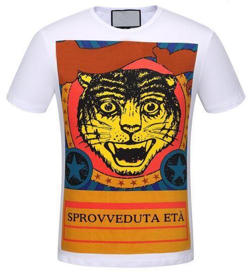 6974e7ee5f8d High End Tops 2018 Short Sleeve T Shirts Men Tshirt Leopard Print Camisetas  Angry Cat Tee Shirt Polo Shirts White Cool Shirts Online All Shirts From  Shopmen ...