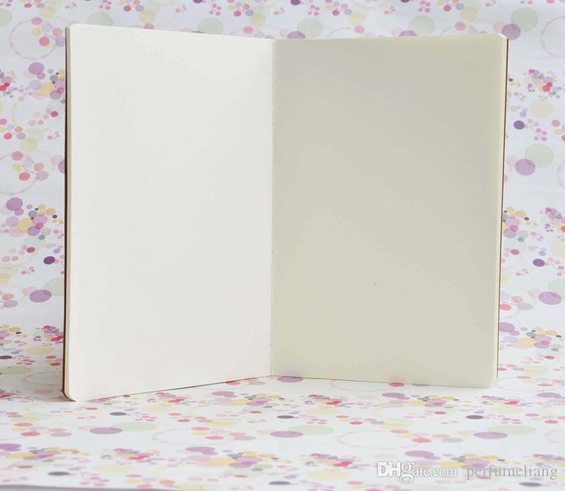 البقر ورقة دفتر دفاتر فارغة كتاب خمر لينة الدفتر المذكرات اليومية كرافت الغلاف مجلة الدفاتر مكتب المدرسة كتاب ZA5792