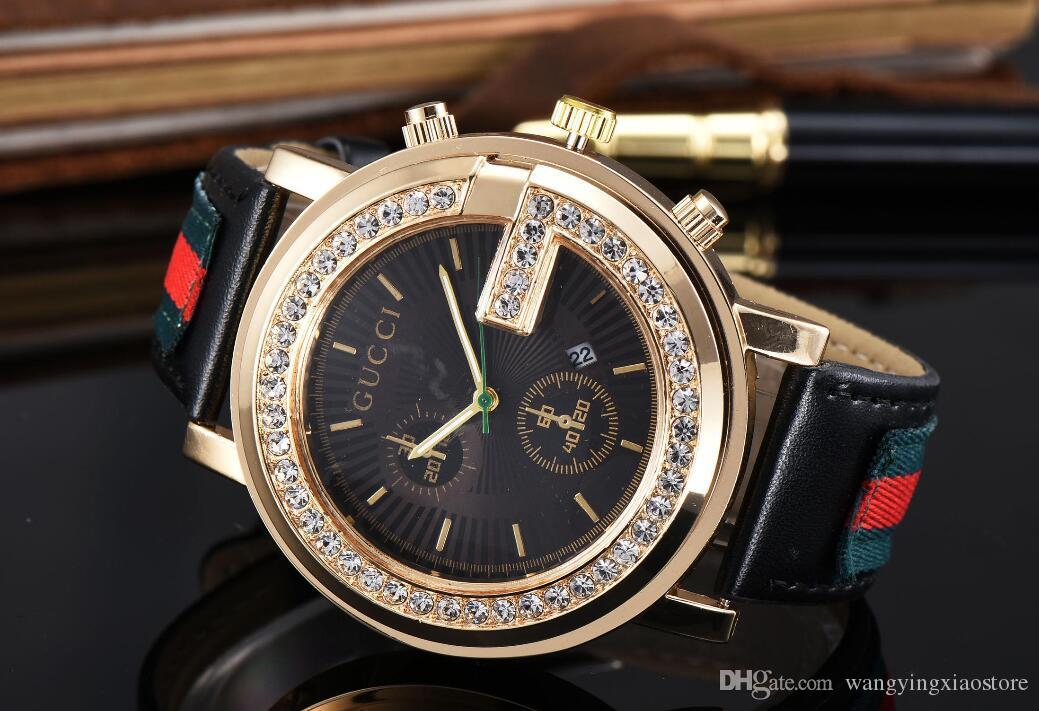 Brand Sports Watches Men Wristwatches Luxury Business
